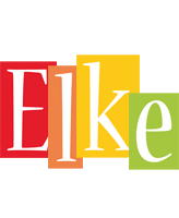 Elke colors logo