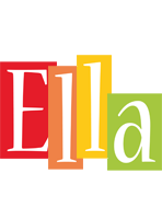 Ella colors logo