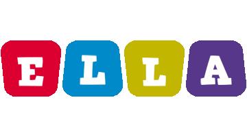 Ella daycare logo