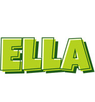 Ella summer logo