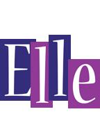 Elle autumn logo