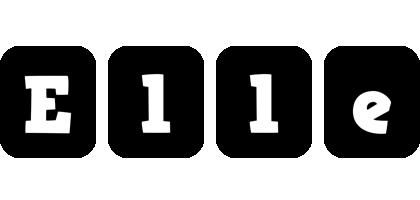 Elle box logo
