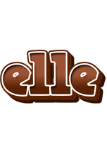 Elle brownie logo