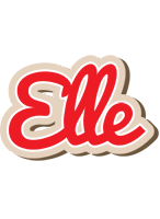 Elle chocolate logo