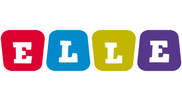 Elle daycare logo