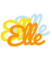 Elle energy logo