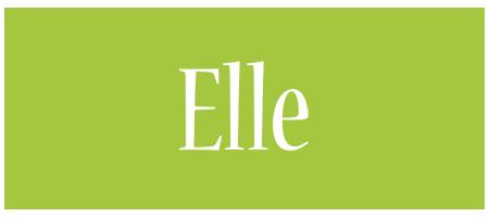 Elle family logo