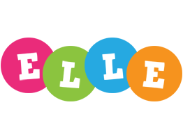 Elle friends logo