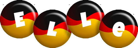 Elle german logo