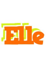 Elle healthy logo