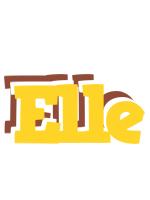 Elle hotcup logo
