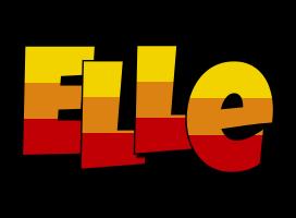 Elle jungle logo