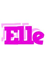 Elle rumba logo