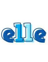 Elle sailor logo