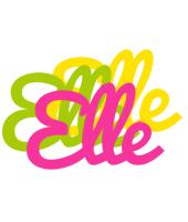 Elle sweets logo