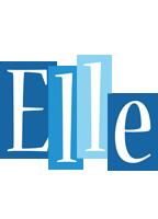 Elle winter logo
