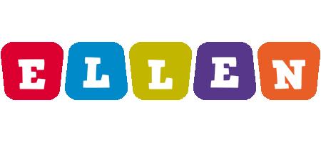 Ellen daycare logo