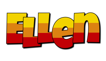Ellen jungle logo