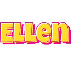Ellen kaboom logo