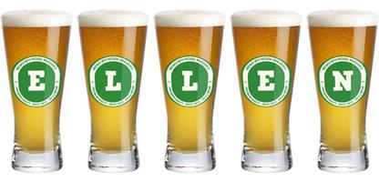 Ellen lager logo