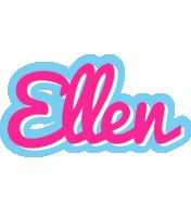 Ellen popstar logo