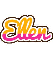 Ellen smoothie logo