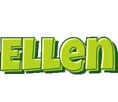 Ellen summer logo