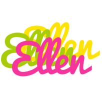 Ellen sweets logo