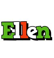 Ellen venezia logo