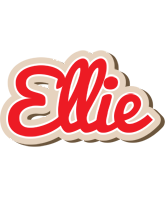 Ellie chocolate logo
