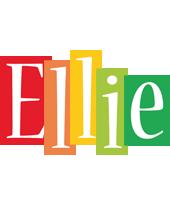 Ellie colors logo