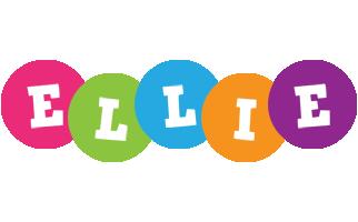 Ellie friends logo