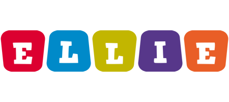 Ellie kiddo logo