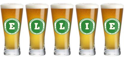 Ellie lager logo