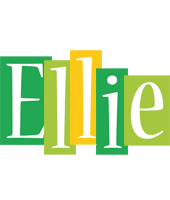Ellie lemonade logo