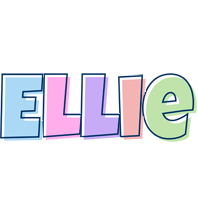 Ellie pastel logo