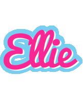 Ellie popstar logo