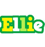 Ellie soccer logo