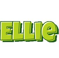 Ellie summer logo