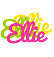 Ellie sweets logo