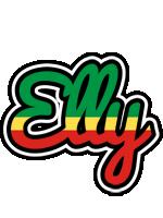 Elly african logo