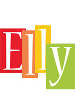 Elly colors logo
