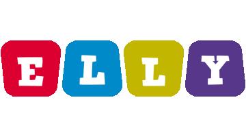 Elly daycare logo