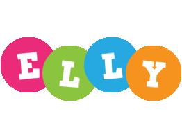 Elly friends logo