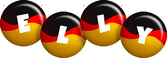 Elly german logo