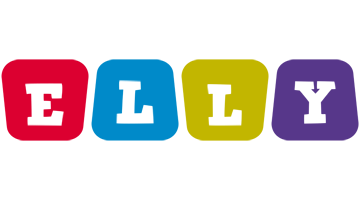 Elly kiddo logo