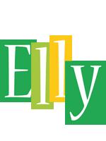 Elly lemonade logo
