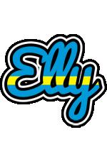 Elly sweden logo