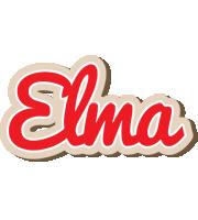 Elma chocolate logo