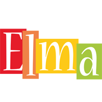 Elma colors logo